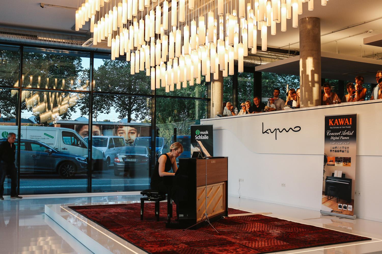 Kawai Event - Kymo ( 8. Sept. 209630