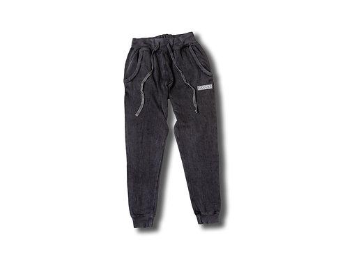 Milan Onyx Wash Loose Sweat Pants