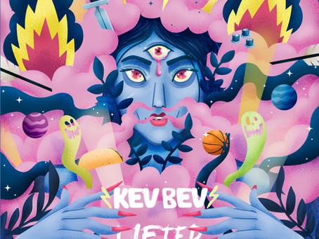 "Kev Bev releases new album ""Lifted"" on Nov 21st!"
