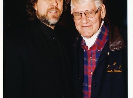 Dennis Morgan and Harlan Howard