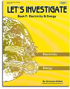 Let's Investigate - Electricty & Energy - Book F