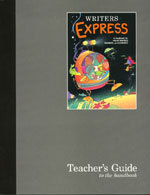 Writer's Express - Teacher's Guide (copyright 00)