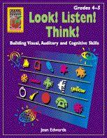 Look! Listen! Think! - Gr. 4-5
