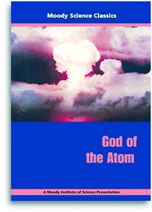 God of the Atom DVD