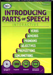 Parts of Speech Interactive