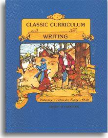 Classic Curriculum Writing Workbook - Series 3 - Book 3