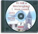 To Kill a Mockingbird Progeny Study Guide - CD-ROM Version