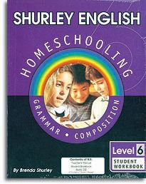 Shurley English - Level 6 - Teacher's Manual with CD