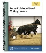 Ancient History-Based Writing Lessons - Teacher/Student Combo