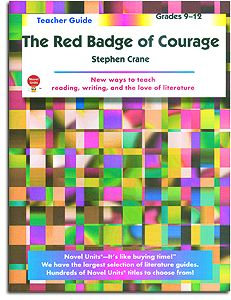 The Red Badge of Courage Novel Units Teacher Guide