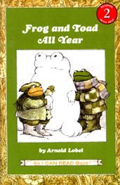 Frog and Toad All Year - Level 2 Reader