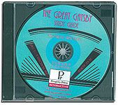 The Great Gatsby Progeny Study Guide - CD-ROM Version