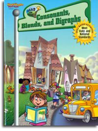 Consonants, Blends, and Digraphs (Head for Home Series)