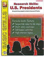 Research Skills - US Presidents