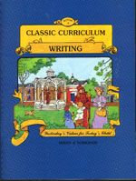 Classic Curriculum Writing Workbook - Series 2 - Book 4