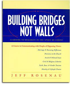 Building Bridges Not Walls