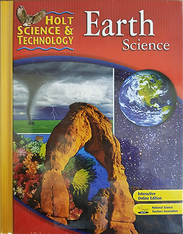 Holt Earth Science Set