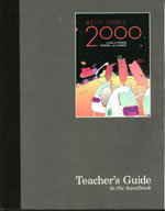 Write Source 2000 - Teacher's Guide (copyright 99)