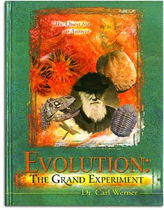 Evolution: The Grand Experiment Textbook