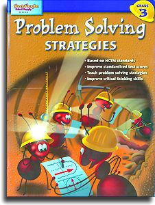 Problem Solving Strategies - Gr. 3