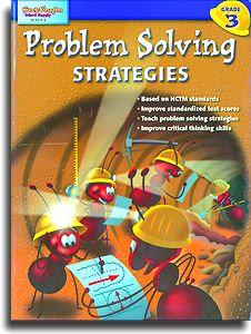 Problem Solving Strategies - Gr. 3