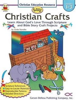 Christian Crafts - Grades 1-3