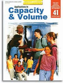 Applications in Capacity & Volume: Middle School Math Collection