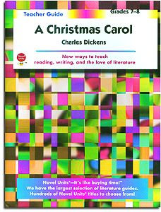 A Christmas Carol Novel Units Teacher Guide