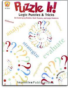 Puzzle It! Logic Puzzles