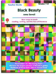 Black Beauty Novel Units Teacher Guide