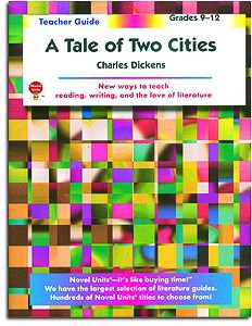 A Tale of Two Cities Novel Units Teacher Guide