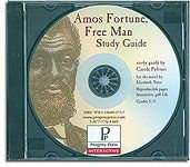Amos Fortune, Free Man Progeny Study Guide - CD-ROM Version