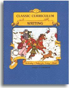 Classic Curriculum Writing Workbook - Series 2 - Book 2