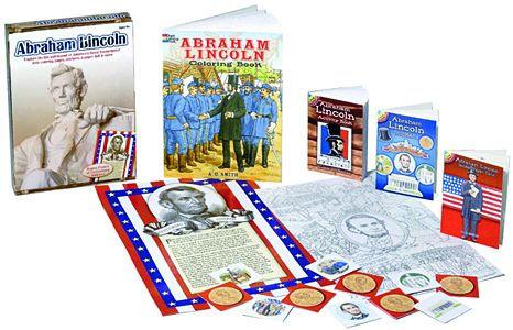 Abraham Lincoln Activity Kit