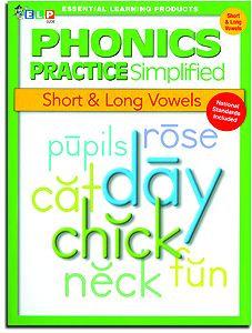 Short & Long Vowels