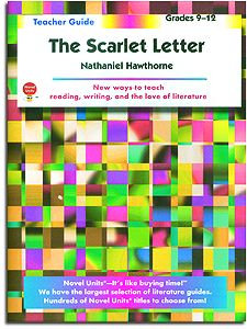 Scarlet Letter Novel Units Teacher Guide
