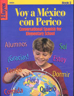 Conversational Spanish for Elementary Students - Book 2