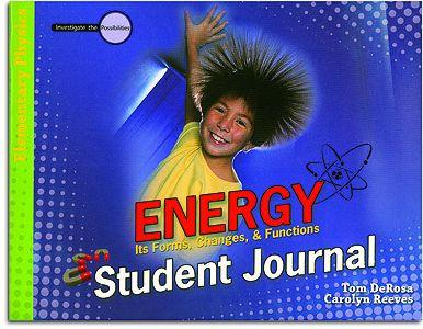 Energy - Student Journal