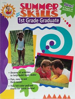 Summer Skills for the 1st Grade Graduate