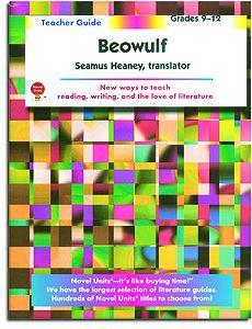 Beowulf Novel Units Teacher Guide