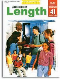 Applications in Length: Middle School Math Collection