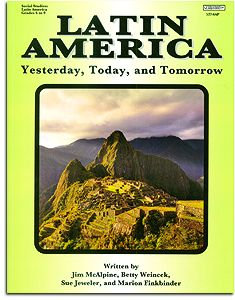 Latin America: Yesterday, Today and Tomorrow