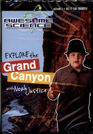 Explore the Grand Canyon DVD - Episode 1 Awesome Science Series