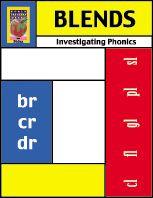 Investigating Phonics - Blends