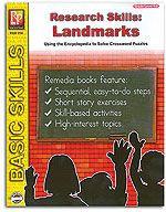 Research Skills - Landmarks