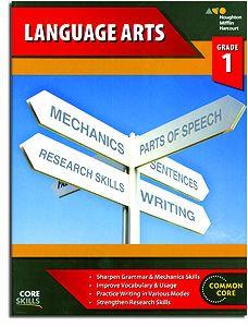 Core Skills: Language Arts - Grade 1