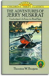 The Adventures of Jerry Muskrat