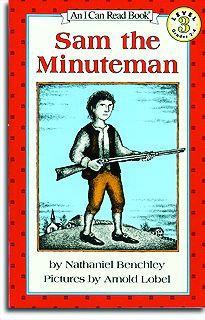 Sam the Minuteman (novel)