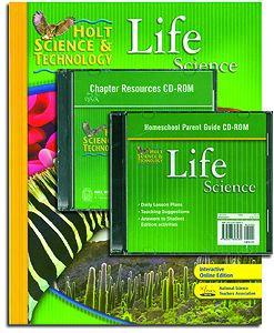 Holt Life Science Set