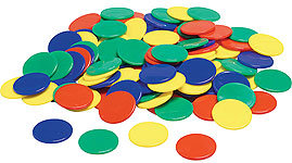 Color Counters (100-count package)